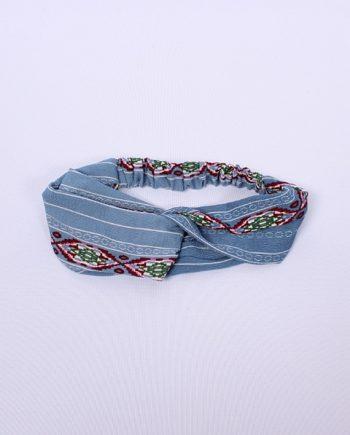 Headband blauw