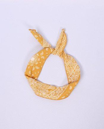 Headband geel 2.0