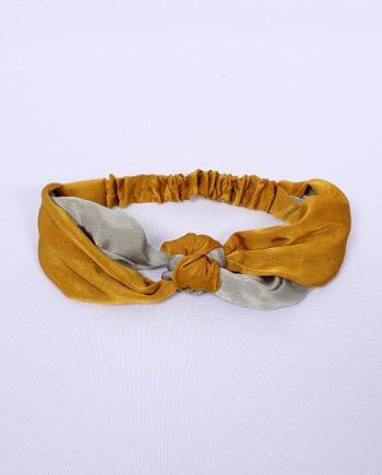 Headband geel