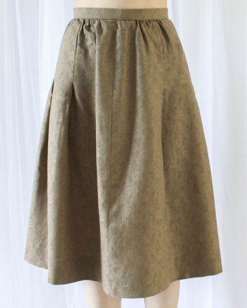 Fleur jupe vintage