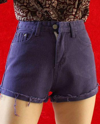 Paars shorts
