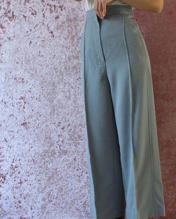 High waist broek